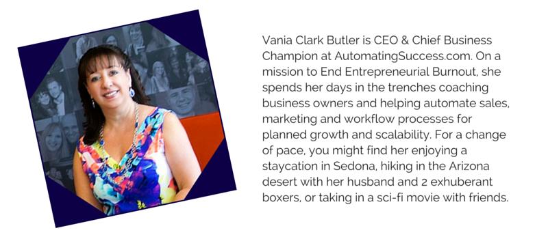 Vania blog bio